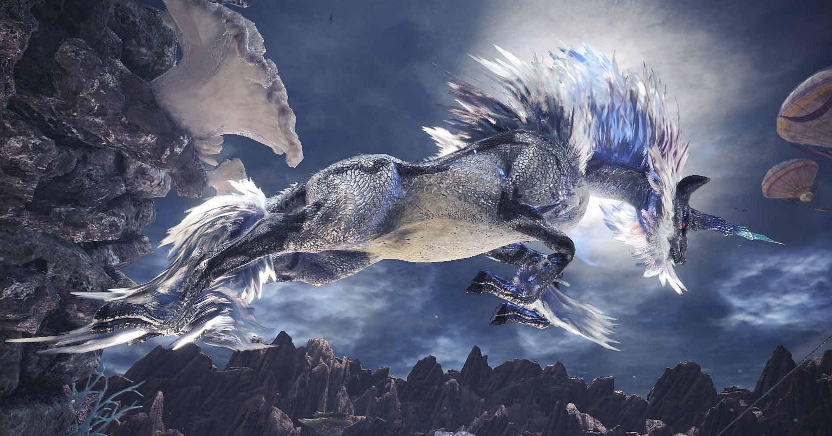 Kirin | Monster Hunter World Wiki