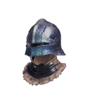 Alloy helm Male