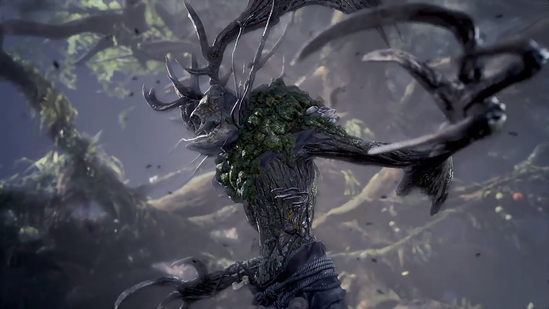 Ancient Leshen | Monster Hunter World Wiki