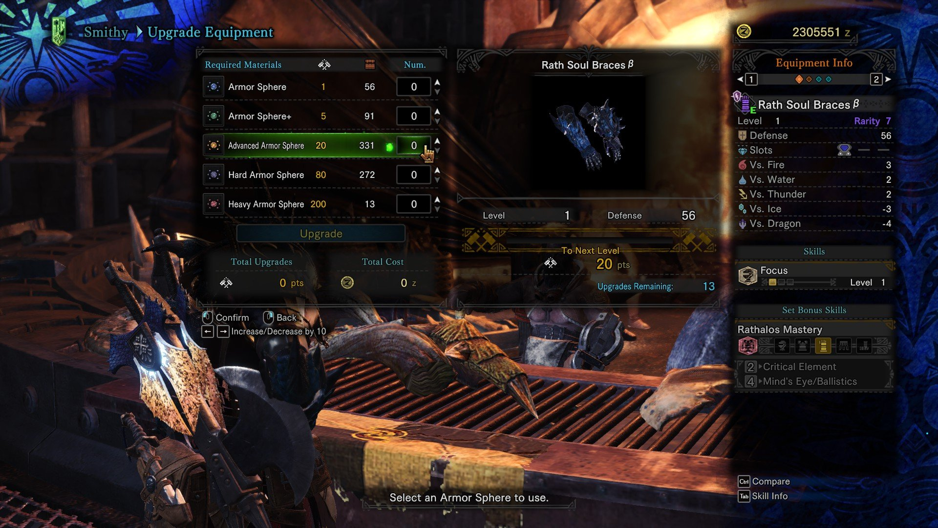 Augmentations and Upgrades | Monster Hunter World Wiki