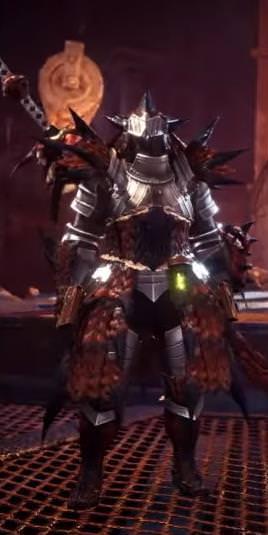 Armor & Weapons for Monster Hunter World