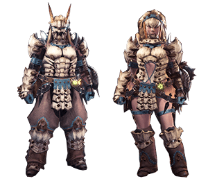 Barioth Beta Armor Set Monster Hunter World Wiki