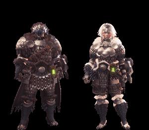 Bazel Alpha Armor Set | Monster Hunter World Wiki