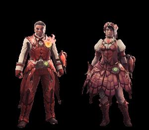 Blossom Armor Set Monster Hunter World Wiki