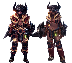 Master Rank Armor Monster Hunter World Wiki