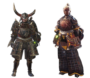 Layered Armor Monster Hunter World Wiki Design wise, when i first saw it i was very surprised, i wasn't expecting to fight a rock golem and it seems shaped like a winged lion. layered armor monster hunter world wiki