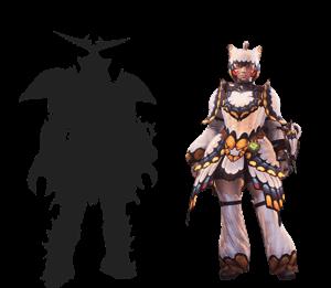 Butterfly Alpha Armor Set Monster Hunter World Wiki Vexes spawn as part of an evoker's summoning attack; butterfly alpha armor set monster