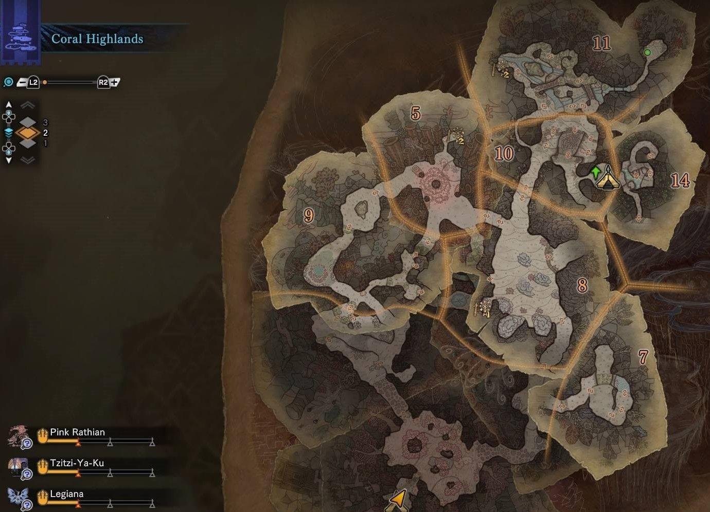 d04f0d364ec426 Coral Highlands Location Map
