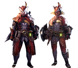 coral-pukei-alpha+-armor-mhw-wiki-guide