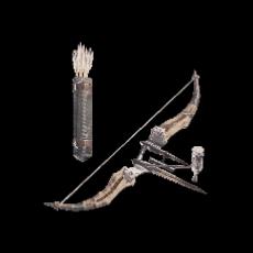 Cross Hunter's Bow | Monster Hunter World Wiki
