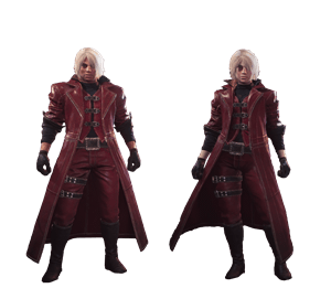 Dante Alpha Armor Set | Monster Hunter World Wiki
