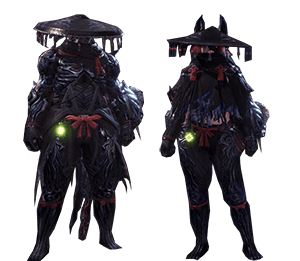 death_garon_beta_plus_armor_set-mhw-wiki-guide
