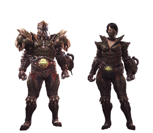 deviljho-alpha-armor-set
