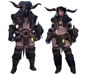 Dober Alpha Armor Set Monster Hunter World Wiki
