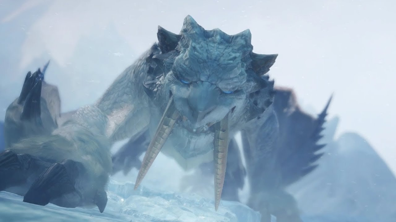 Barioth Monster Hunter World Wiki