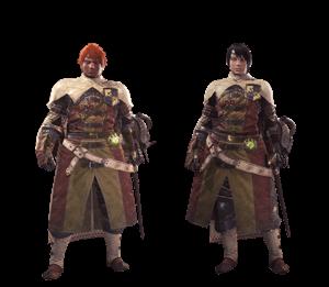 Guild Cross Alpha Armor Set | Monster Hunter World Wiki