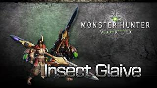 Insect Glaive | Monster Hunter World Wiki