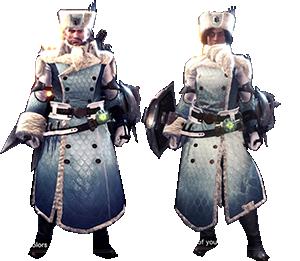 Master Rank Armor Monster Hunter World Wiki
