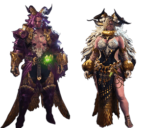 Kulve Taroth Alpha Armor Set Monster Hunter World Wiki