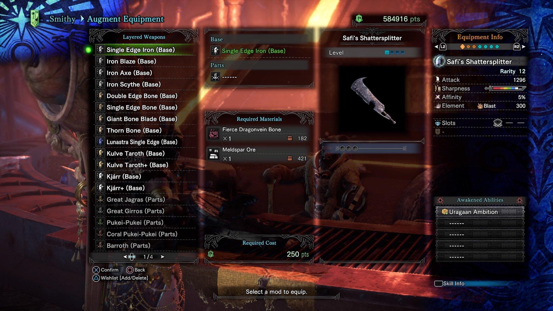 Layered Weapon Monster Hunter World Wiki