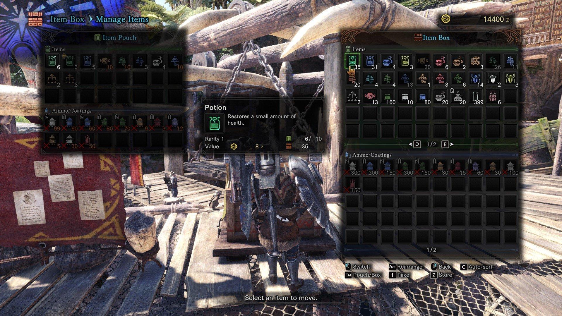 Items | Monster Hunter World Wiki