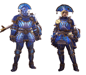 Lunastra Gamma Armor Set Monster Hunter World Wiki Contents hide 3 arch tempered namielle armors, slot levels and skills 4 arch tempered namielle armor set look preview (male and female) lunastra gamma armor set monster