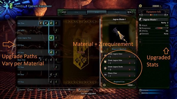 monster-hunter-world-upgrade-paths-weapons