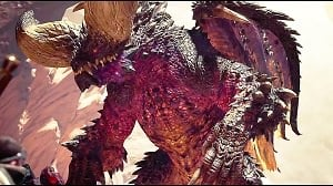 Mhw Beta Monsters >> Nergigante | Monster Hunter World Wiki