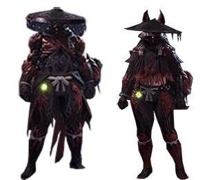 Odogaron Beta Armor Set Monster Hunter World Wiki