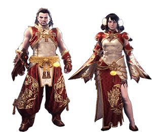 Oolong Alpha Armor Set Monster Hunter World Wiki