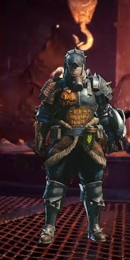 Origin Armor Set | Monster Hunter World Wiki