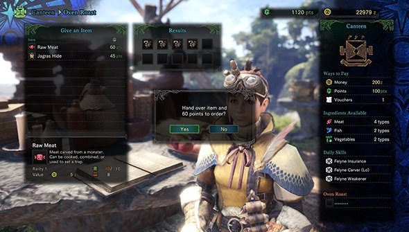 oven-roast-order-canteen-monster-hunter-world-wiki-locations-npcs-felynes