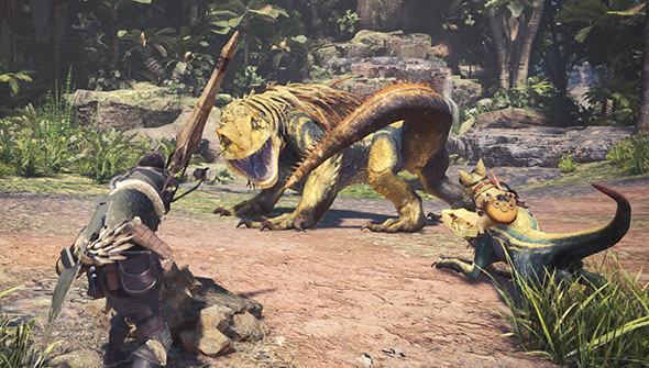 Palicoes | Monster Hunter World Wiki
