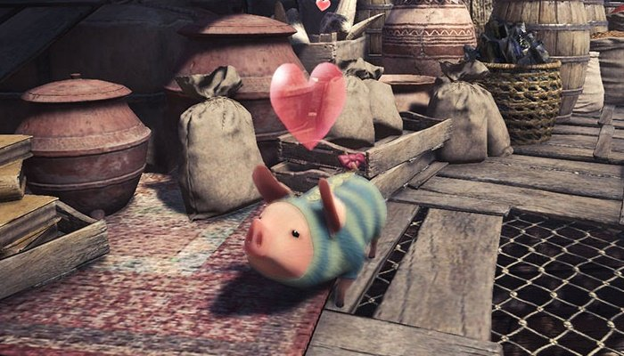 Poogie | Monster Hunter World Wiki