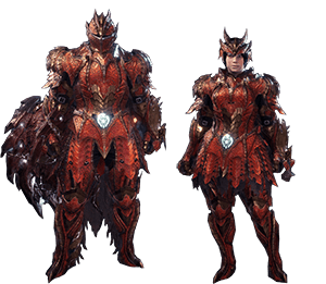 Safi Jiiva Beta Armor Set Monster Hunter World Wiki