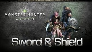 sword shield monster hunter world wiki