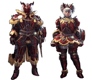 teostra-alpha-plus-set-mhw-wiki-guide