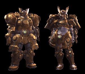 Uragaan Alpha Armor Set | Monster Hunter World Wiki